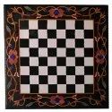 Chess Board Marble with Inlay