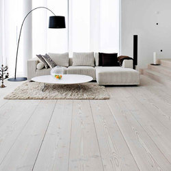 Oak White Sand Wooden Flooring