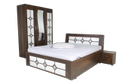 Wooden Designer Bedroom Set