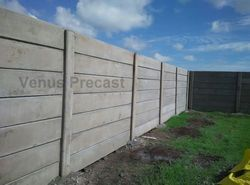 Compound Concrete Wall