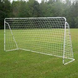 White Nylon Football Practice Net