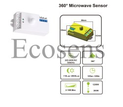 Grill Microwave Sensor