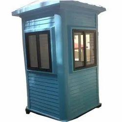 FRP Security Cabin