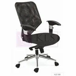 Polyester Black KLS-1061 Mesh Series Office Chair