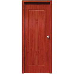 Wooden Finish Stainless Steel Door