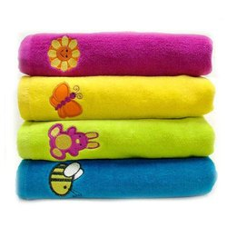 Terrycloth Printed Towel, Size: 28x56 Inch