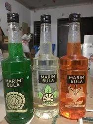Marimbula Moktail Syrups