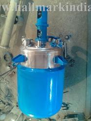 Stainless Steel Jacketed Reactor