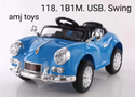 Plastic Kids Car, Model Name/number: Vantage