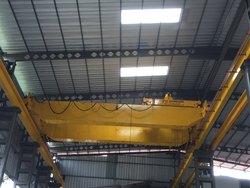 Double Girder Electric Material Handling EOT Crane