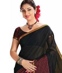 Padmashree Apple Cotton Sarees