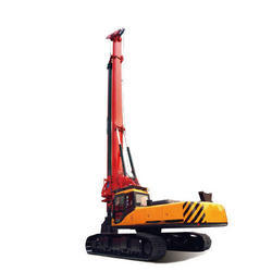 Hydraulic Piling Rig Rental Services Service Provider from