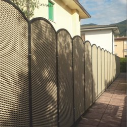 Expanded Metals Fencing