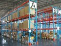 Pallet Rack System, For Supermarket