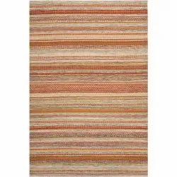 Cotton Striped Durry, Size: 4/7 Feet