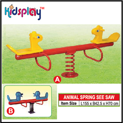 Animal Spring See Saw KP-TTP-705