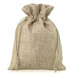 Jute Reusable Grocery Bag