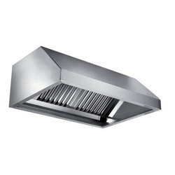 Wall Mounted Kitchen Exhaust Hood