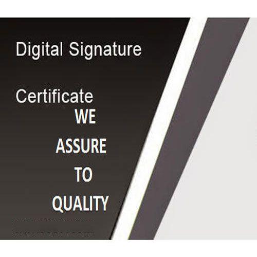 Class-2 Digital Signature Certificate