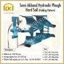 Semi Akhand Hydraulic Plough