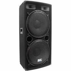 Black ABS 20 inch DJ Column Speaker
