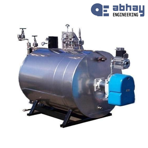 IBR Oil and Gas Fire Steam Boiler, Gas Fired Steam Boiler - Abhay ...