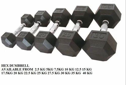 Body Strength Hex Dumbbell