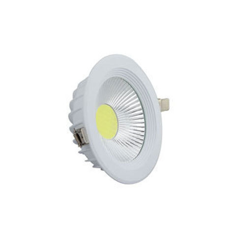 Cool White COB LED Down Light, Ip Rating: 20