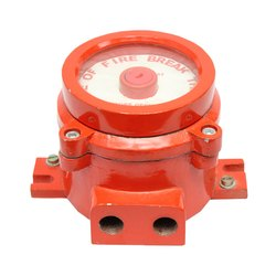 Flameproof Fire Alarm & Manual Call Point
