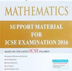 11th Maths ICSE Course