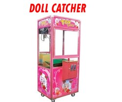 Toy Catcher Game For Malls