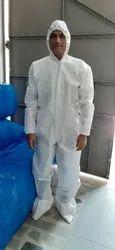 90 GSM Hazmat Suit