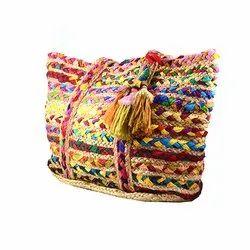 Cotton jute bag