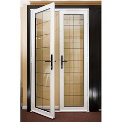 Double Door Aluminium Door
