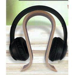 Black Foldable Wireless Bluetooth Headphone, Model Name/Number: Electra
