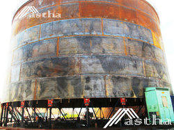 Tank Lifting Hydraulic System