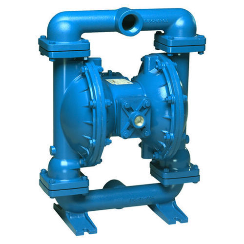 1 to 50 hp Air Operated Double Diaphragm Pump, Voltage: 230/415 V ...