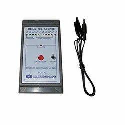 ESD Surface Resistivity Meter