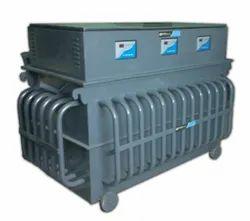 Variac Type Servo Stabilizer