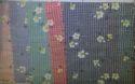 Cotton Seersucker Print On Saree