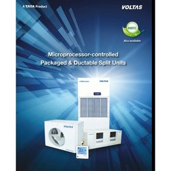 Voltas Ductable Package Air Conditioner, for Office Use