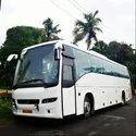 Ac Seater Bus Luxury Bus Rentals, Seating Capacity: > 45 Seater