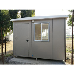 FRP Office Cabins