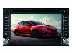 AUTO TECH Black Car Multimedia DVD System, 12345