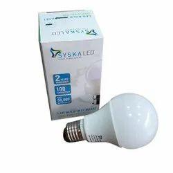 9W Syska LED Bulb