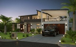 Concrete Villa Builders