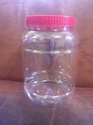 PET Plastic Fruit Jar