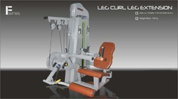 Leg Curl Extension Machine, For Gym