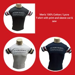 Lycra T Shirts