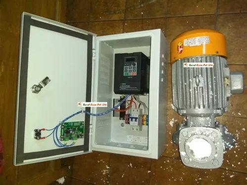 2 Hp Ac Solar Pump For Agriculture Rs 6 Litre Surat
